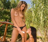 Simony Diamond, Peaches - Club Sandy 16