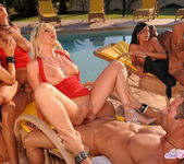 Sandy, Eve, Simone, Natalli, Jas 17