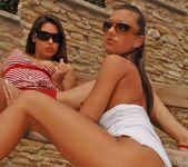 Zafira, Ciara Bugatti - Club Sandy 6