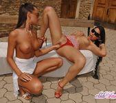Zafira, Ciara Bugatti - Club Sandy 17