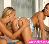 Barbara, Mya Diamond - Club Sandy 7