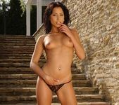 Anetta Keys naked on the stairs 13