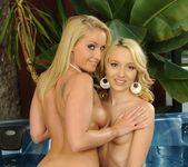 Kathia Nobili & Nataly Von Playing Lesbians 3