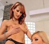 Erika Venus & Donna Bell Strap-on Action 13
