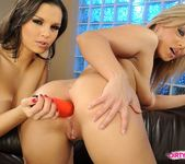 Pussy Licking with Eve Angel & Salome 19