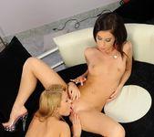 Antonya & Ariella Licking Pussy 7