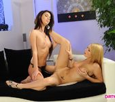 Antonya & Ariella Licking Pussy 18