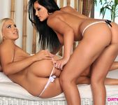 Brandy Smile & Lana S Lez Action 2