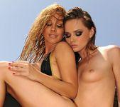 Sandy & Tori Black Hardcore Lesbians 13