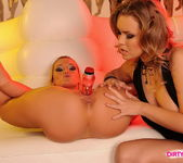 Horny Lesbians Kathia Nobili & Colette W. 6