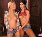Adelle & Kendra Hardcore Lesbians 9