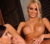 Adelle & Kendra Hardcore Lesbians 14