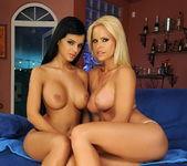 Horny Lesbians Black Angelika & Wivien 4