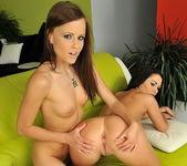 Lesbian Action with Jo & Antonya 15