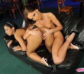 Kissy & Kyra Black Hardcore Lesbians 15