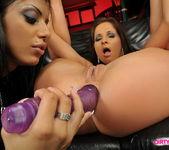 Kissy & Kyra Black Hardcore Lesbians 18