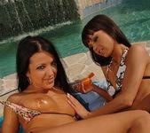 Angelina Crow & Maya N. Playing Lesbians 2