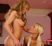 Lesbian Action with Jordan Green & Gili Sky 8