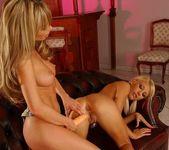 Lesbian Action with Jordan Green & Gili Sky 16