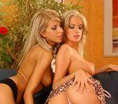 Lesbian Sex with Clara G. & Bambi 7