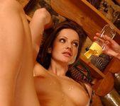 Sandra Shine & Juditta Licking Pussy 9