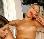 Dirty Lesbians Barbara & Mya Diamond 18