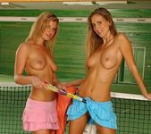 Christina Blond & Silvia Lez Action 12