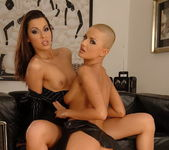 Hope & Sinead Lez Action 4