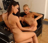 Hope & Sinead Lez Action 10