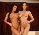 Juditta & Zafira Playing Lesbians 20