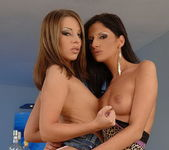 Lesbian Action with Bambi & Debbie White 3