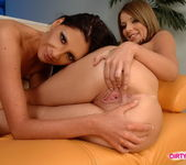Lesbian Action with Bambi & Debbie White 19