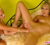 Blue Angel & Sun Licking Pussy 15
