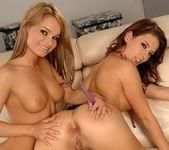 Wibeke & Nedra Playing Lesbians 18