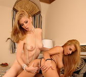 Dorothy Black & Katalin Toying Lesbians 13