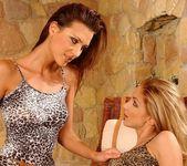 Horny Lesbians Rebeca White & Nelly 3