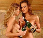 Horny Lesbians Rebeca White & Nelly 12
