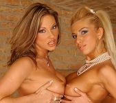 Caroline Cage & Clara G. Eating Each Other Out 2