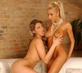 Caroline Cage & Clara G. Eating Each Other Out 20