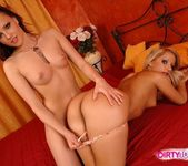Lesbian Sex with Candy & Jo 4