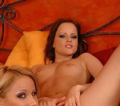 Lesbian Sex with Candy & Jo 20