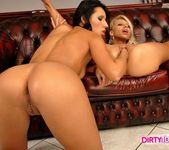 Pussy Licking with Lorna & Clara G. 15