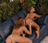 Florina Rose & Ginger B. Playing Lesbians 7