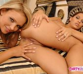 Lesbian Action with Eve Angel & Tiffany Diamond 10