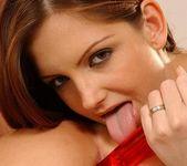 Lesbian Sex with Sandra Shine & Bambi 14