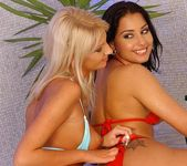 Pussy Licking with Bambi & Anetta Keys 8