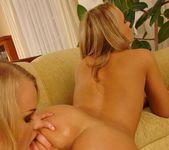 Horny Lesbians Tiffany Diamond & Dora Venter 18