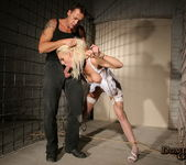 Dominated Girl Angelina Rich Fucked 13