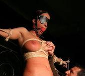 Anal Slave Girl Katy Parker Fucked 7