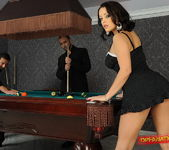 Liza Del Sierra Double Teamed 2